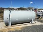 Tank for diesel og bensin